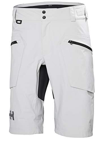 Helly Hansen Herren Foil HT Shorts, Grey Fog, S