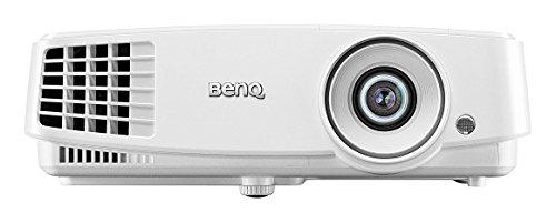 BenQ MW571 - Proyector (DLP, 13000:1, 28 dBA, 1920 x 1200), Color Blanco