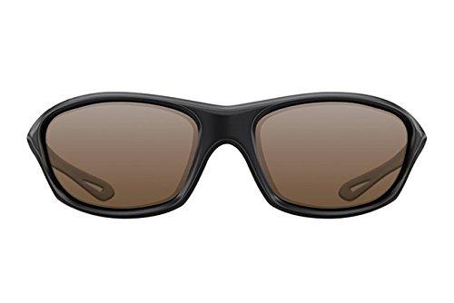Korda Wraps Sunglasses Glock Black / Brown Lens K4D01 Sonnenbrille Polbrille Polarisationsbrille Brille