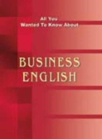 All You Wanted to Know About Business English