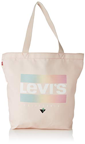 Levi's Damen New Olympic Tote, Pink (Light Pink), 39x14x30 centimeters