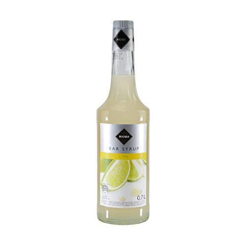 Rioba Lime (Limette) Bar-Syrup