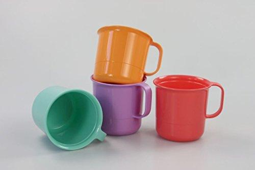 TUPPERWARE To Go Trinkbecher orange+mint+flieder+lachs Sommer-Hit Tasse Picknick