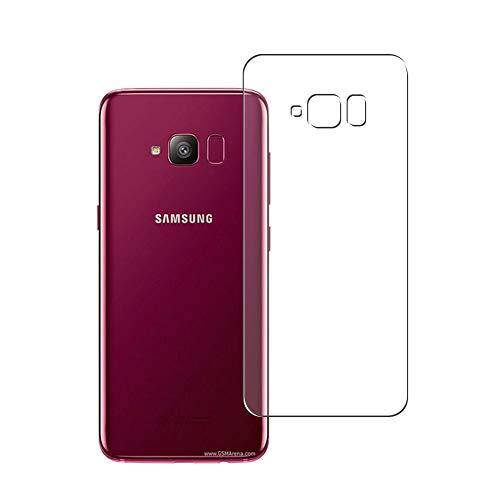 VacFun 2 Piezas Protector de pantalla Posterior, compatible con Samsung Galaxy S G8750 dual, Película de Trasera de TPU
