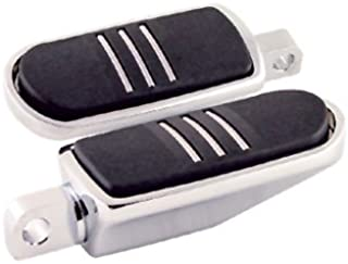 V-Factor 24003 Black Speed-Line Footboards and Pegs for All Models