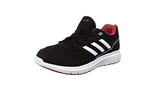 adidas Duramo Lite 2.0, Scarpe da Corsa Uomo, Core Black/Ftwr White/Glory Red, 42 2/3 EU