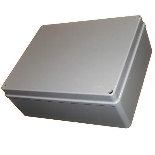 Scatola Di Derivazione Esterna Regolabile IP56 Cavo In Plastica Impermeabile 240x190x90mm Scame 686.208