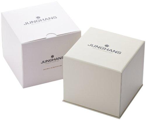[ユンハンス]腕時計027412001正規輸入品ブラウン