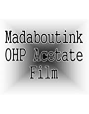 A3 OHP Acetate Transparency Film For Inkjet Printers 10 Sheets
