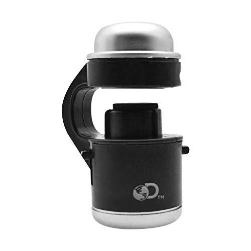 HSKB mobiele telefoon microscoop loep lens van de camera met clip Universal 30X Zoom telelens LED verlichting draagbare vergrotingslens voor smartphone hoofdband loep