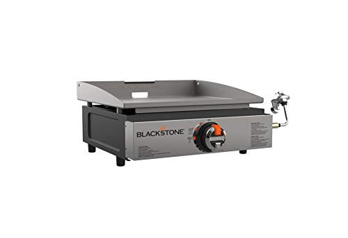 Blackstone 1971 Tabletop Heavy Duty Flat Top Griddle Grill Station for...