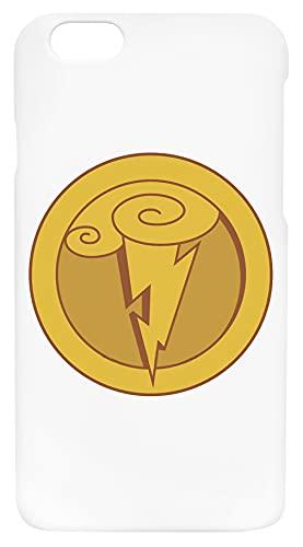 Ercole Simbolo Di Il Di Dio fulmine Custodia Per Telefono Compatibile Con iPhone 6, iPhone 6S Copertura in Plastica Dura Hard Plastic Cover