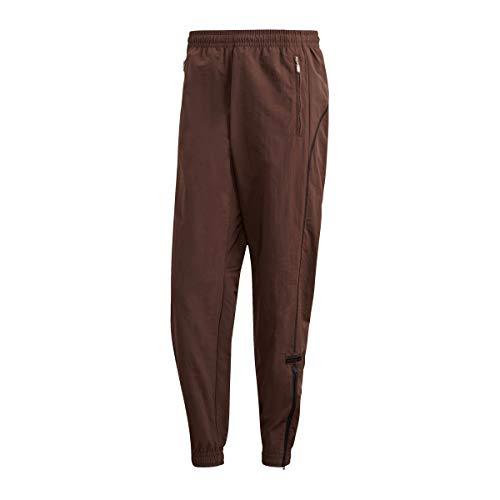 adidas Originals R.Y.V. Pantalón de chándal marrón., marrón, medium