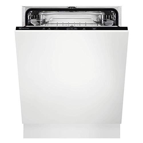 Electrolux EEA27200L lave-vaisselle Entièrement intégré 13 places A++ - Lave-vaisselles (Entièrement intégré, Taille maximum (60 cm), Blanc, Noir, Senseur, 1,5 m)