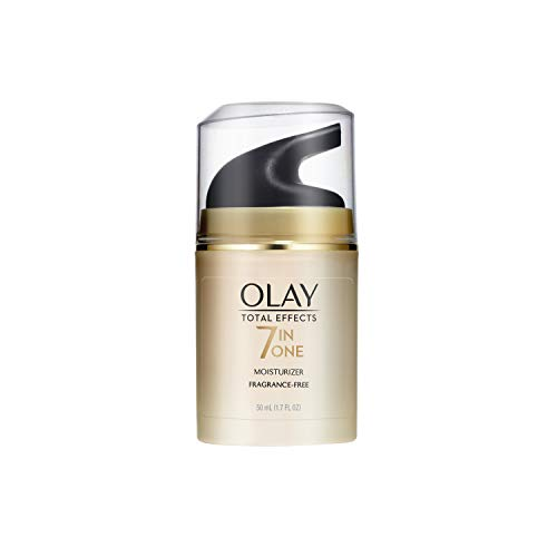 Olay Total Effects Anti-Aging Face Moisturizer with Vitamin E,...