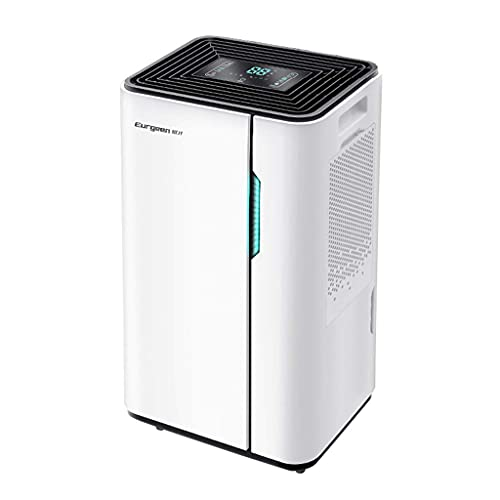 QCSMegy Deumidificatore HOU ehold Small High Power Indu Trial Silent Indoor Dryer White