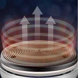 Heizplatte Ersatz für Infrarot TDP Lampe 607