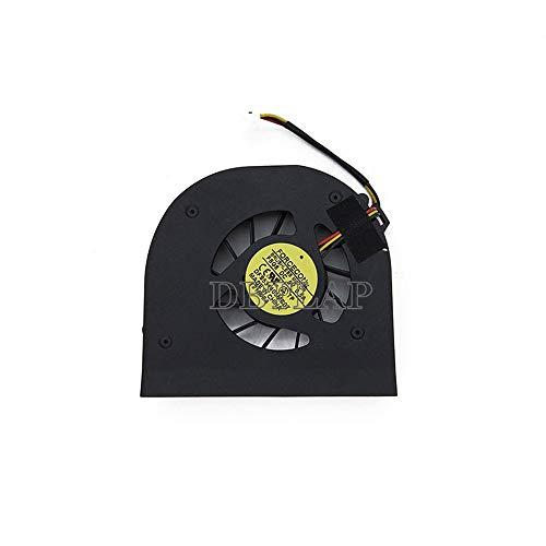 DBTLAP Ventilador de la CPU del Ordenador portátil para Acer Aspire 5235 5335 5335G 5535 5735 5735Z CPU Ventilador AB6905HX-E03 or DFS531405MC0T F8G6