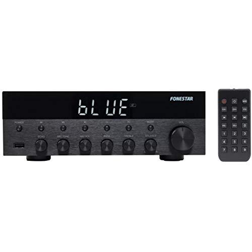 Fonestar Amplificador Stereo Hi-fi 30W (bt/usb/rádio Fm) - AS-1515