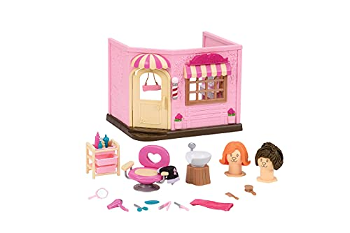 Li'l Woodzeez Baabaa Spa & Hair Salon Playset