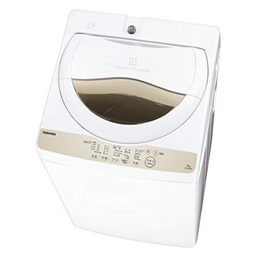 TOSHIBA(東芝)『全自動洗濯機(AW-5G8)』
