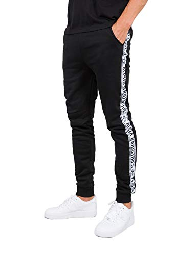 Alpha Industries Sweatpants Jogger AI Tape Black (L)