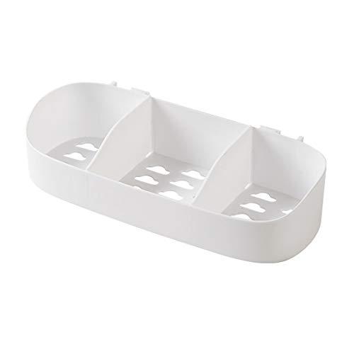 MEIZHIJIA Cloud Gratis Ponsen Badkamer plank Badkamer Hoek Wassen Rack Toilet Kunststof Wandopknoping Opslag Rack