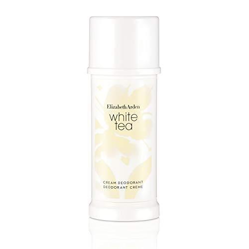 Elizabeth Arden - White Tea - Crème Déodorante - Parfum Floral Frais & Délicat - 40 ml