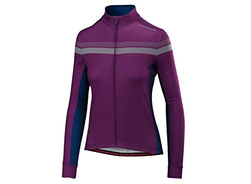 Altura Damen Nightvision 4 Langarm Jersey Nightvision 4 Langarm Jersey M violett/blau