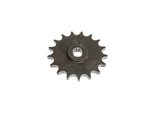 FEZ Ritzel, kleines Kettenrad, 17 Zahn - für Simson S50, KR51/1 Schwalbe, SR4-2 Star, SR4-3 Sperber, SR4-4 Habicht