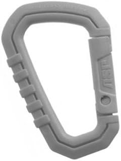 ASP Mini Polymer Carabiner, Gray