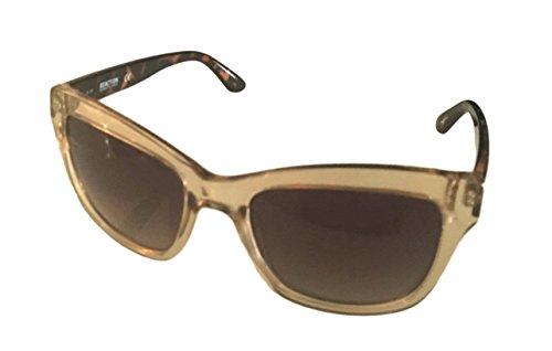 Kenneth Cole Reaction Women's Plastic Gradient Cat Eye Sunglasses
