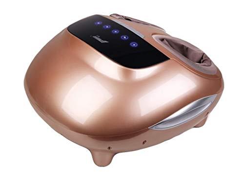 Y-longhair Shiatsu Amasamiento de Rolling masajeador de pies con calefacción y aire función de presión del masaje del pie