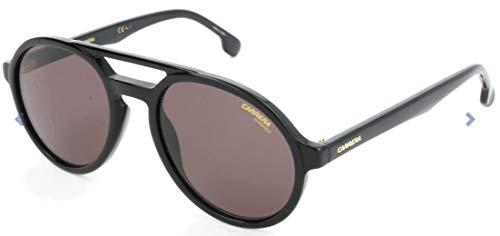 Carrera Pace 70 807 Gafas de sol, Negro (Black/Brown), 53 Unisex-Adulto