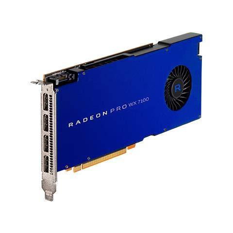 Fujitsu - Tarjeta gráfica (AMD Radeon Pro WX 7100, 8 GB)