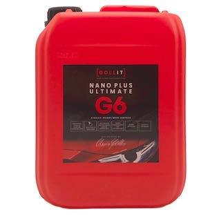 GOLLIT Nano Plus Ultimate 5000 ml Nanoversiegelung für Auto, Boot und Caravan, Lotuseffekt, Autopflege, Lackversiegelung mit Nanotechnologie