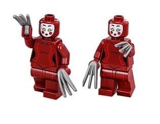 LEGO The Batman Movie - 2 minifiguras KABUKI TWINS - Paquete de 2 (empaquetado)