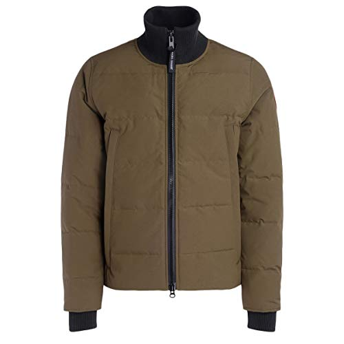 Canada Goose WOOLFORD Jacket Military Green - M