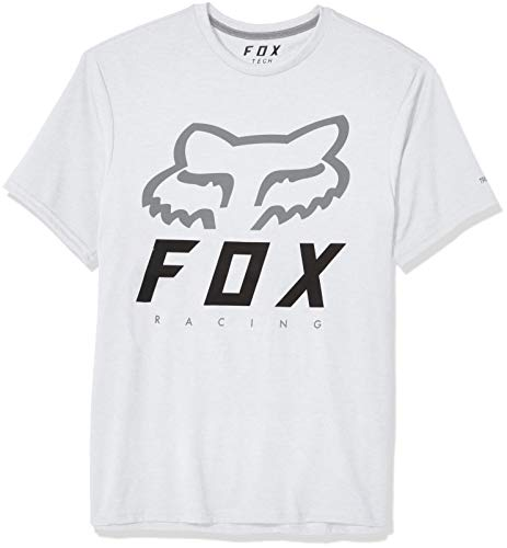 Fox T-Shirt Heritage Forger Tech White L