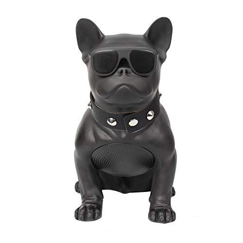 QAS Cuerpo del Perro Método de Altavoz Bluetooth Tipo de Bulldog Altavoz Grande Altavoz Dual Tarjeta USB Altavoz