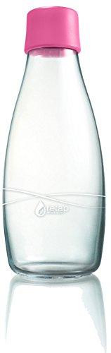 Retap Trinkflasche Wasserflasche, Verschluss pink