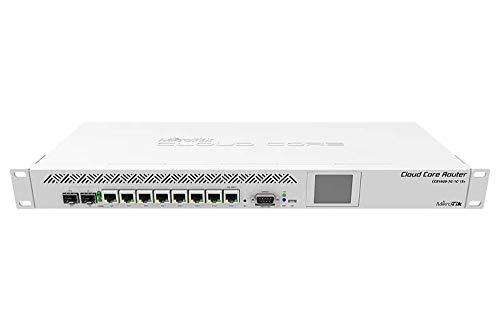 MikroTik Interruptor CCR1009-7G-1C-1S+ (CCR1009-7G-1C-1S+)