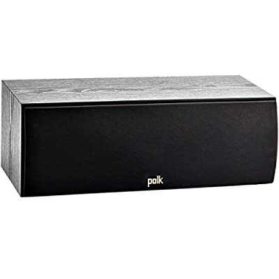 Polk T30 Centre Channel Speaker - Black by Polk