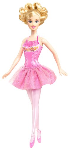 Mattel R5230-0 - Barbie, me gustaría ... Barbie Bailarina
