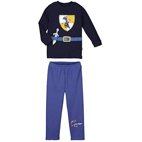 Petit Béguin - Pyjama garçon manches longues Chevalier - Taille - 10 ans