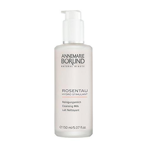 Boerlind ROSE DEW - Leches de limpieza facial (Mujeres, Piel normal, Hidratante, Frasco dispensador, 1 pieza(s))