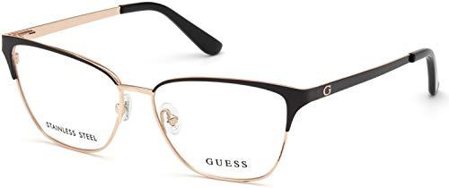 Guess Gafas de mujer GU2795, 001, 56