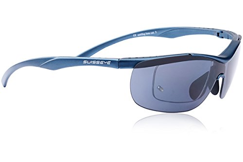 Swiss Eye Sportbrille Vista, Blue Grey Matt, One Size, 12323
