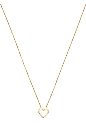 CHRIST Gold Damen-Kette 375er Gelbgold One Size 87340996