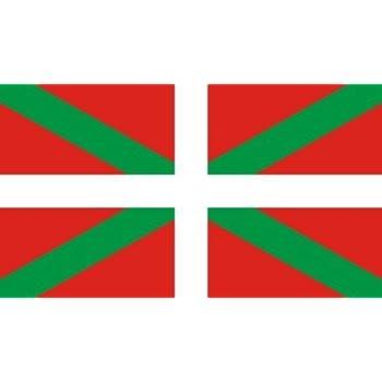 España Vasco bandera grande - 152,4 cm x 91,44 cm.: Amazon.es: Hogar